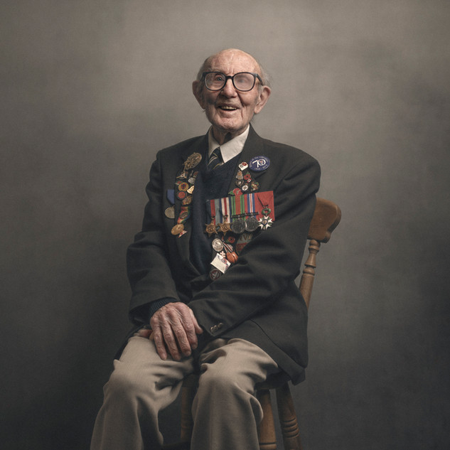 Harry Bailey: R.A.S.C. (Royal Army Service Corps)