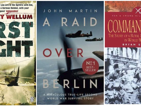WW2 books I couldn't put down