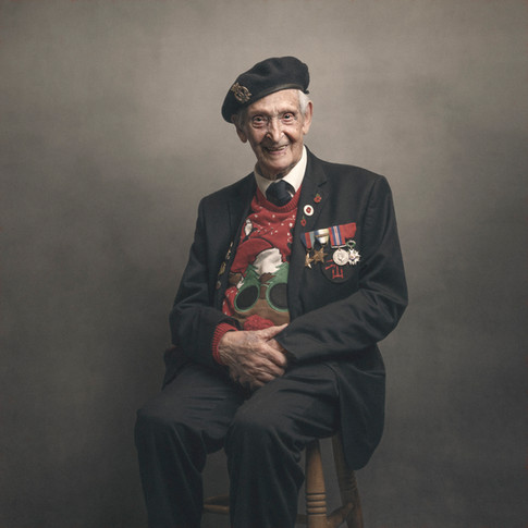 Albert Wiltshire: Royal Navy (Combined Operations)