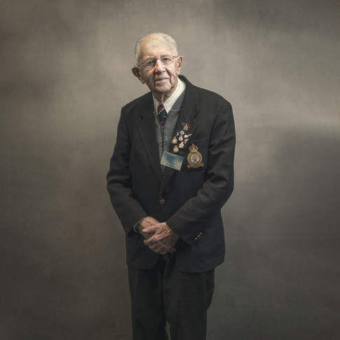 Warrant Officer Roy Briggs: RAF Bomber Command