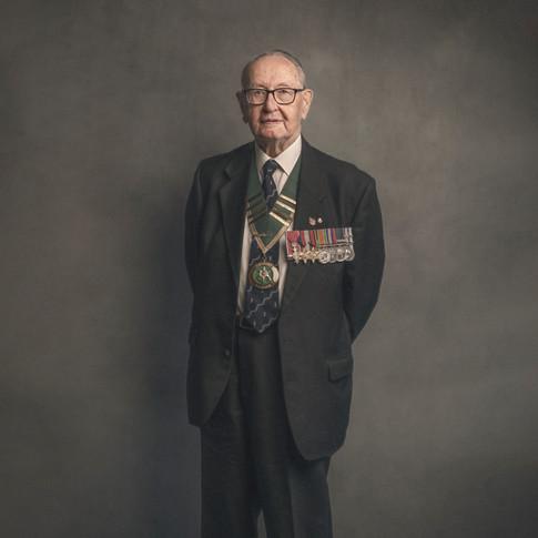 John Giddings MBE: RAF, 17 Squadron