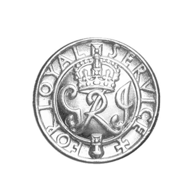 Kings Badge Loyal Service