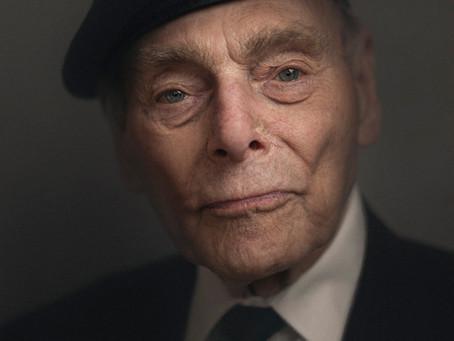 Portrait of Gordon Drabble: 59th Div 1/6th South Staffordshire Regiment
