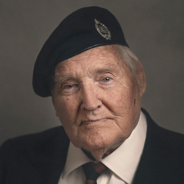 Victor Jewell: 9th Royal Tank Regiment (Radio Operator and Gun Loader)