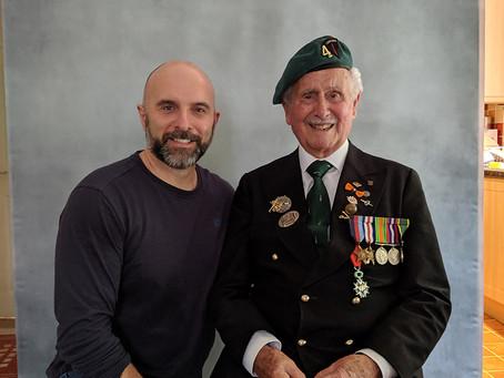 Roy Maxwell: 4 Commando British Army