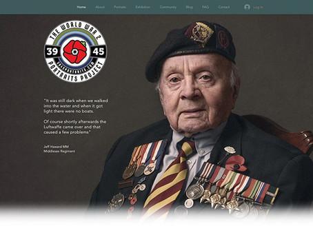 3945 Portraits Website is LIVE!