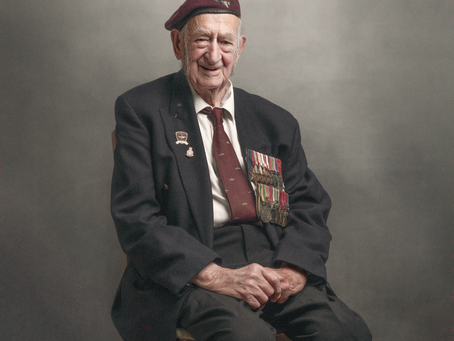 Happy 100th Birthday John Sleep