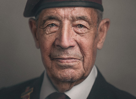We lost a Great Man … WW2 Veteran Frank Pendergast
