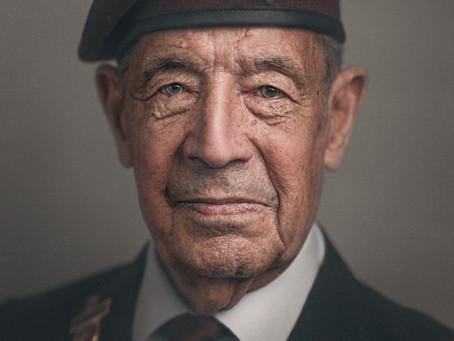 We lost a Great Man … WW2 Veteran Frank Pendergast