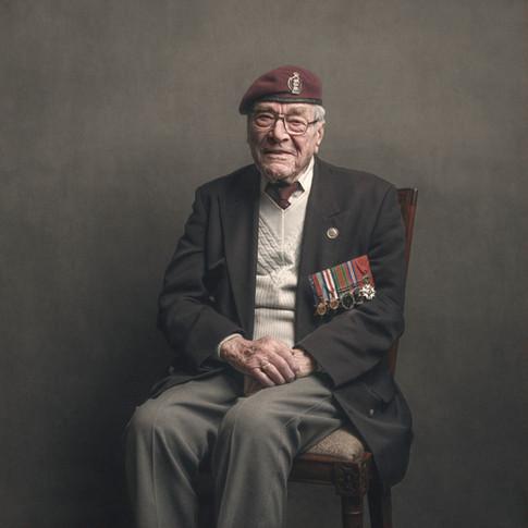 Bill Gladden: 6th Airborne Armoured Recce Regiment