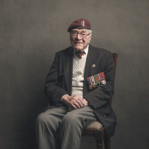 Bill Gladden: 6th Airborne Armoured Recce Regiment