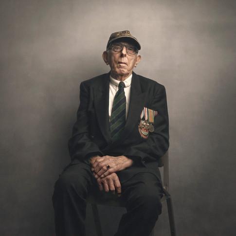 Charles 'Ted' Payne: British Army RAMC (Royal Army Medical Corps)