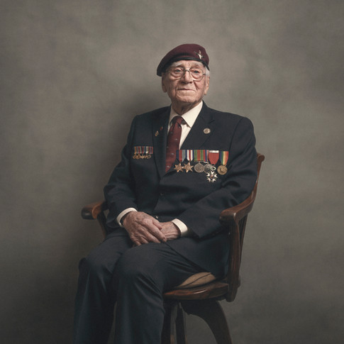 Robert Stoodley: 22nd Independent Parachute Company 'Pathfinders'
