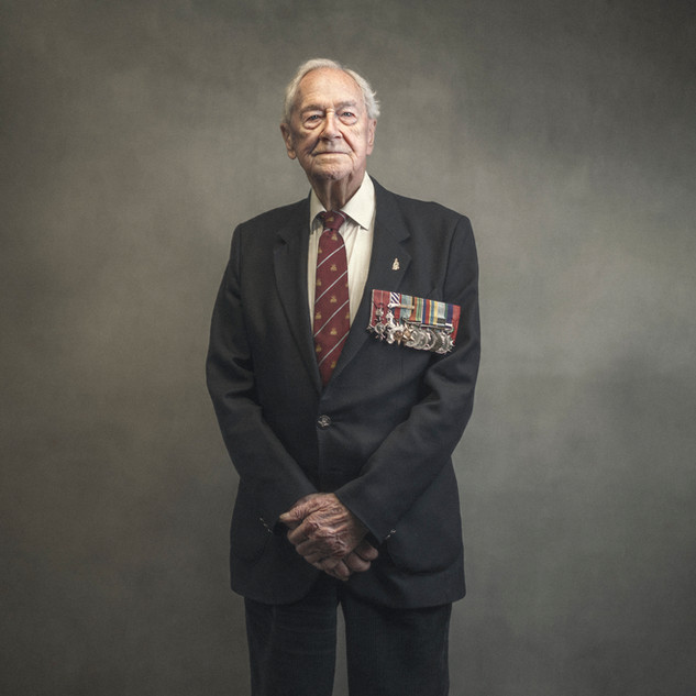 Wing Commander John Bell MBE DFC: RAF Bomber Command