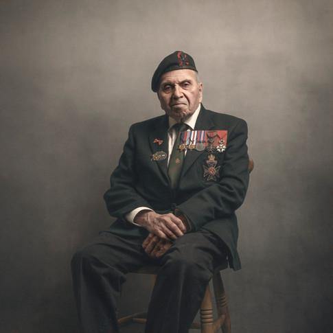 Harry Rawlins: King's Royal Rifles