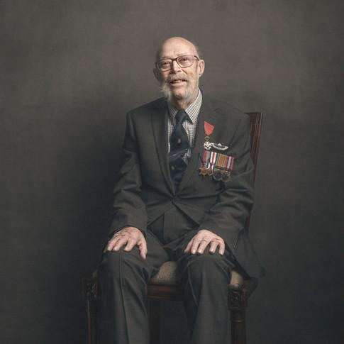 Alex Borrie: 1st SAS