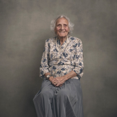 Joan Young: Munitions Factory Worker