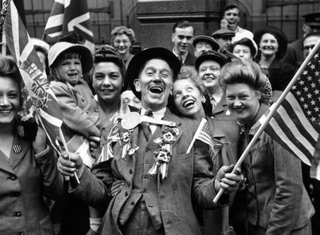 VE Day Anniversary Bank Holiday 2020