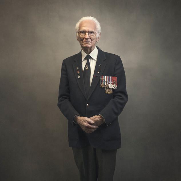 Flight Sergeant Len Manning: RAF Bomber Command
