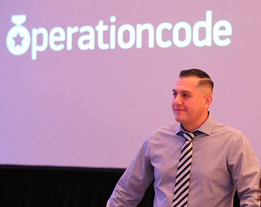 A Marine Vet's Path into Coding Brings Him Back Home