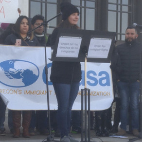Immigrants Rights Rally