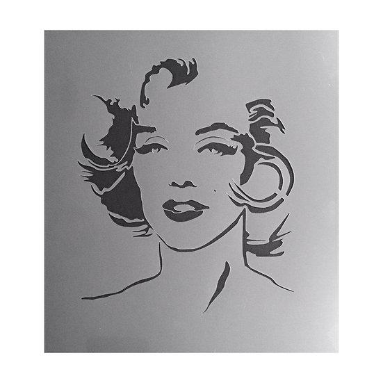 Vinilo Stencil con Cinta de Transferencia Silhouette