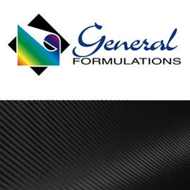 Vinilo Decorativo Carbon Fiber Negro General Formulations