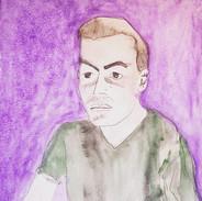 "Portrait of ""Thomas""__#portrait #waterco"