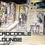 Crocodile Lounge #crocodile #lounge #fre
