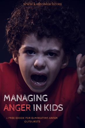 Managing Anger in Kids