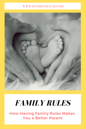 Family Rules: The Cornerstone to Parental Consistency