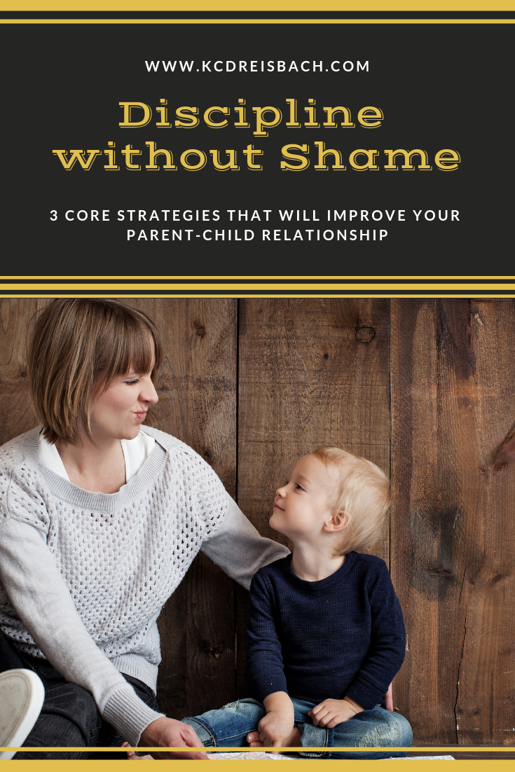 3 strategies that will improve your Parent-Child Relationship