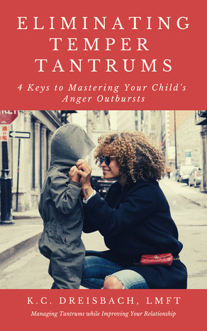 """FREE Book!  """"Eliminating Temper Tantrums"""" Coming on May 4th"""