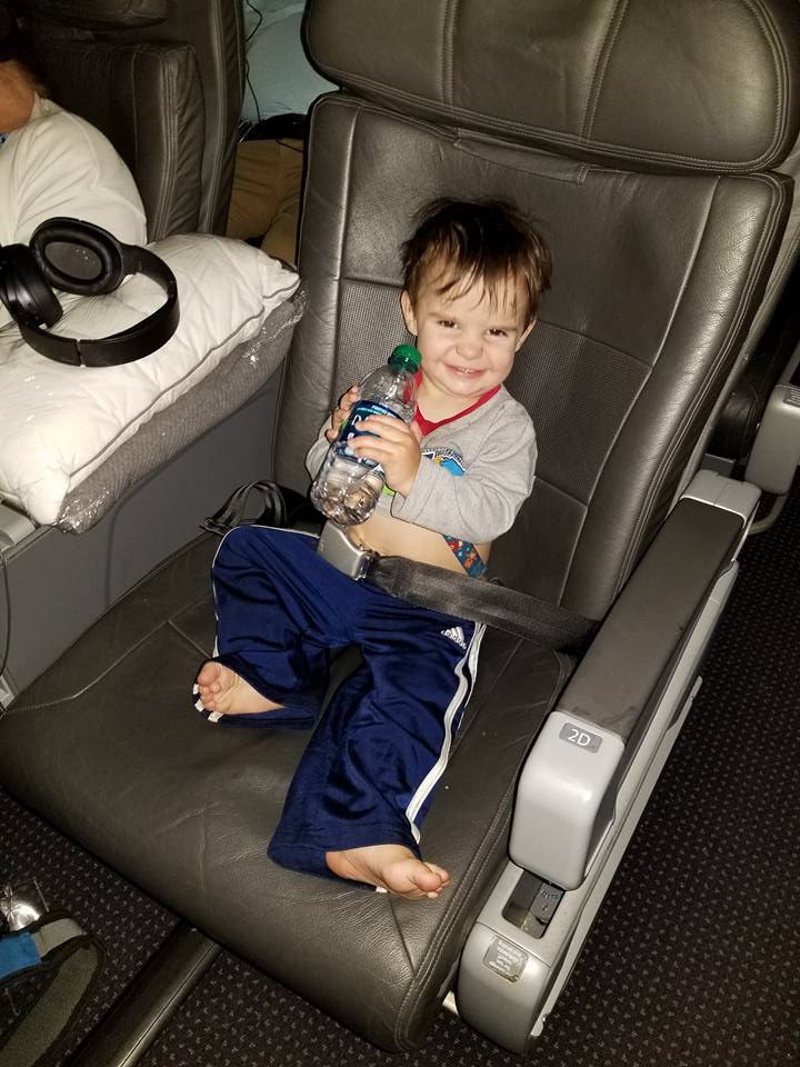 3 Tips for Flying with Toddlers