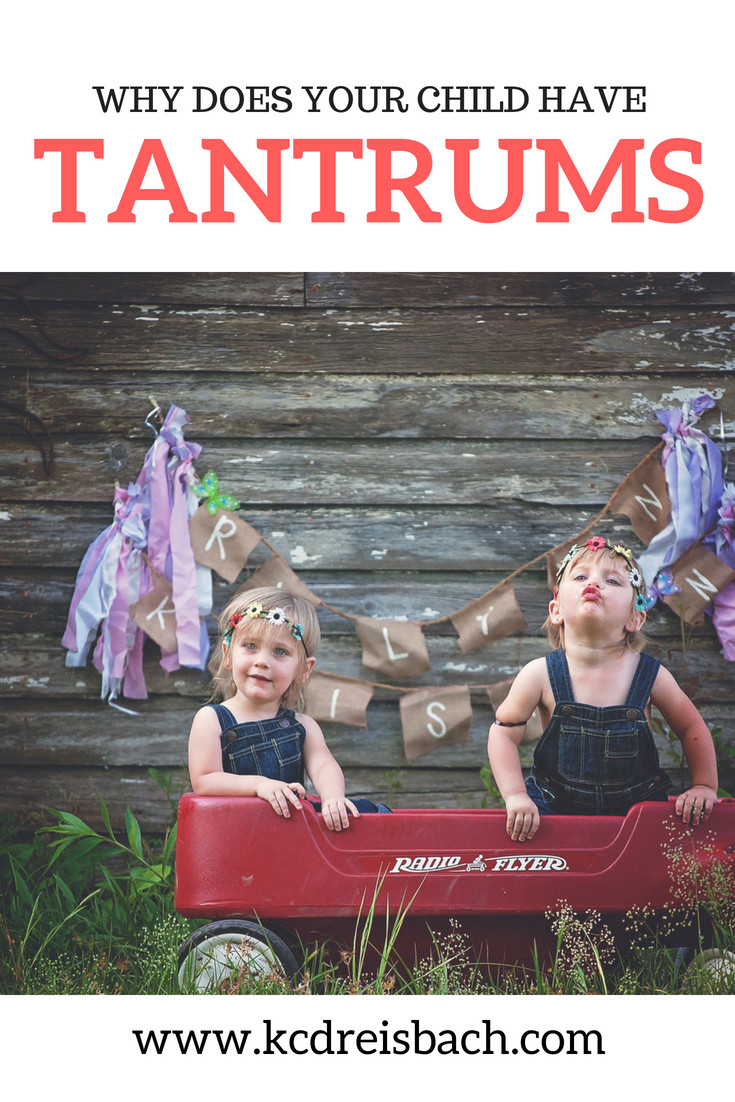 Why does your child have tantrums?
