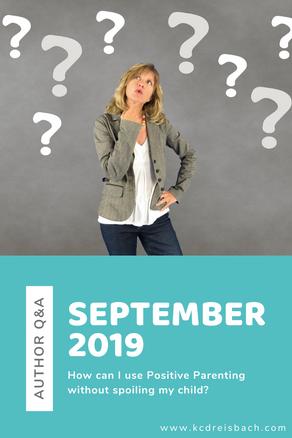 Author Q&A: September 2019