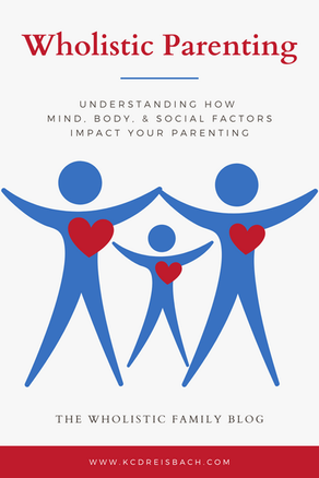 What is Wholistic Parenting?