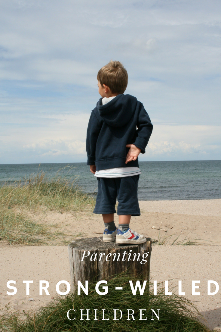Parenting Strong-Willed Kids