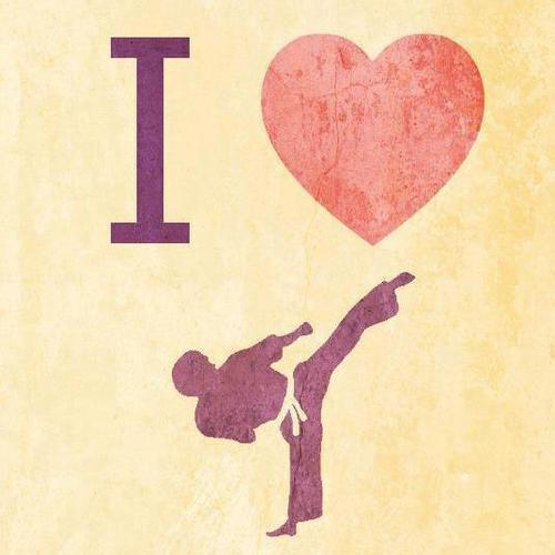 We Heart Martial Arts