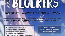 Registration for Bully Blockers Ninja Camp 2020 is Now Open!