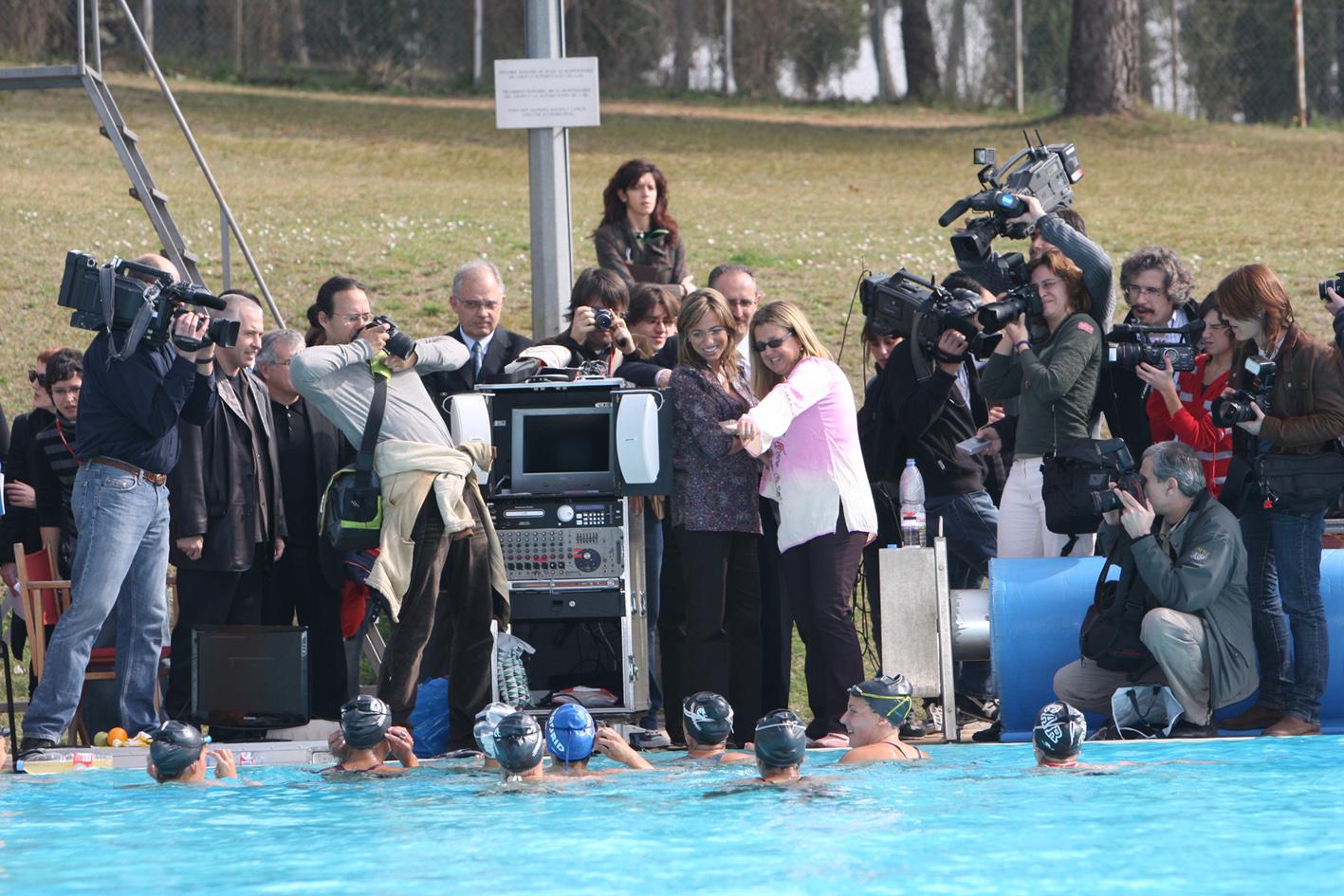 Anna Tarres CAR natación