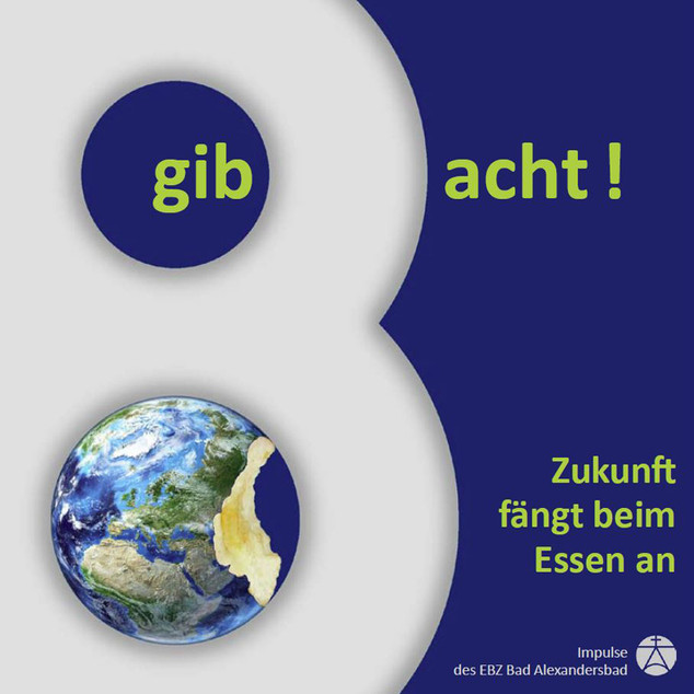 "Imagebroschüre ""gib acht!"""