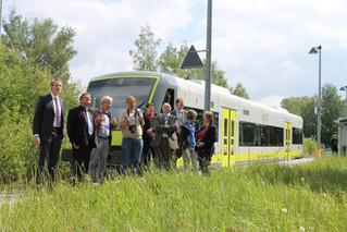 Regionale Mobilität Hof-Eger