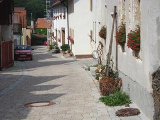 Straßenräume Betzenstein