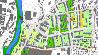 Quartiersentwicklung Hof