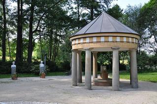 Brunnenplatz Bad Alexandersbad
