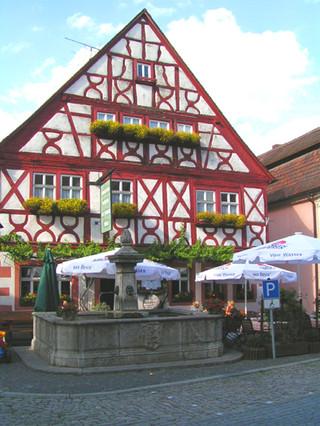 ILEK Dorfschätze Landkreis Kitzingen