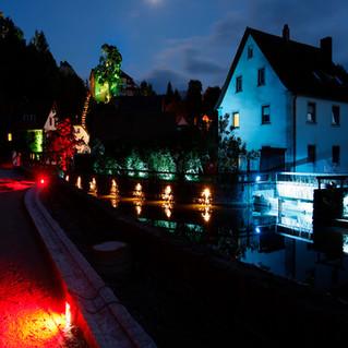 Lichtworkshop Markt Weidenberg