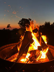 Campsite with Real Campfires & BBQ in Pembrokeshire