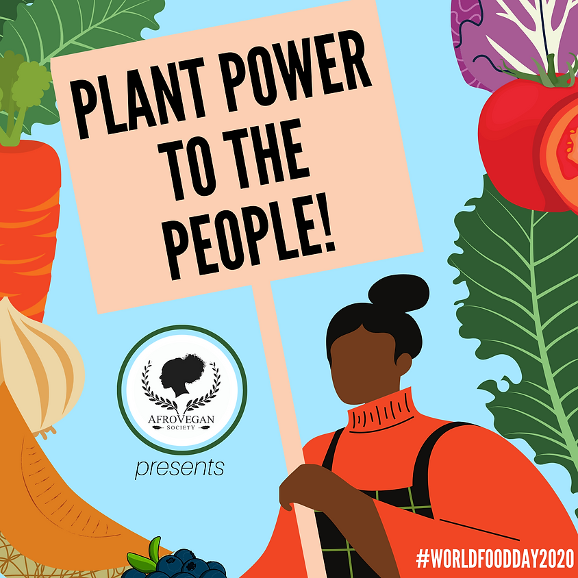 Plant Power to the People!
